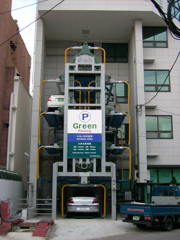 Rotary Parking System Automatic Parking Systems Easy Parking